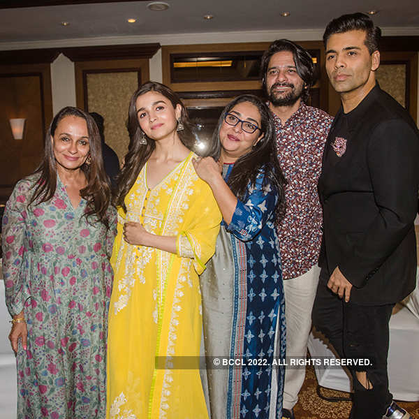 Raazi: Success Meet