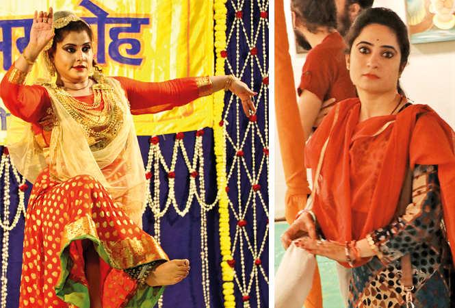 Surabhi Singh and Vasundhara (BCCL/ Unmesh Pandey and Arvind Kumar)