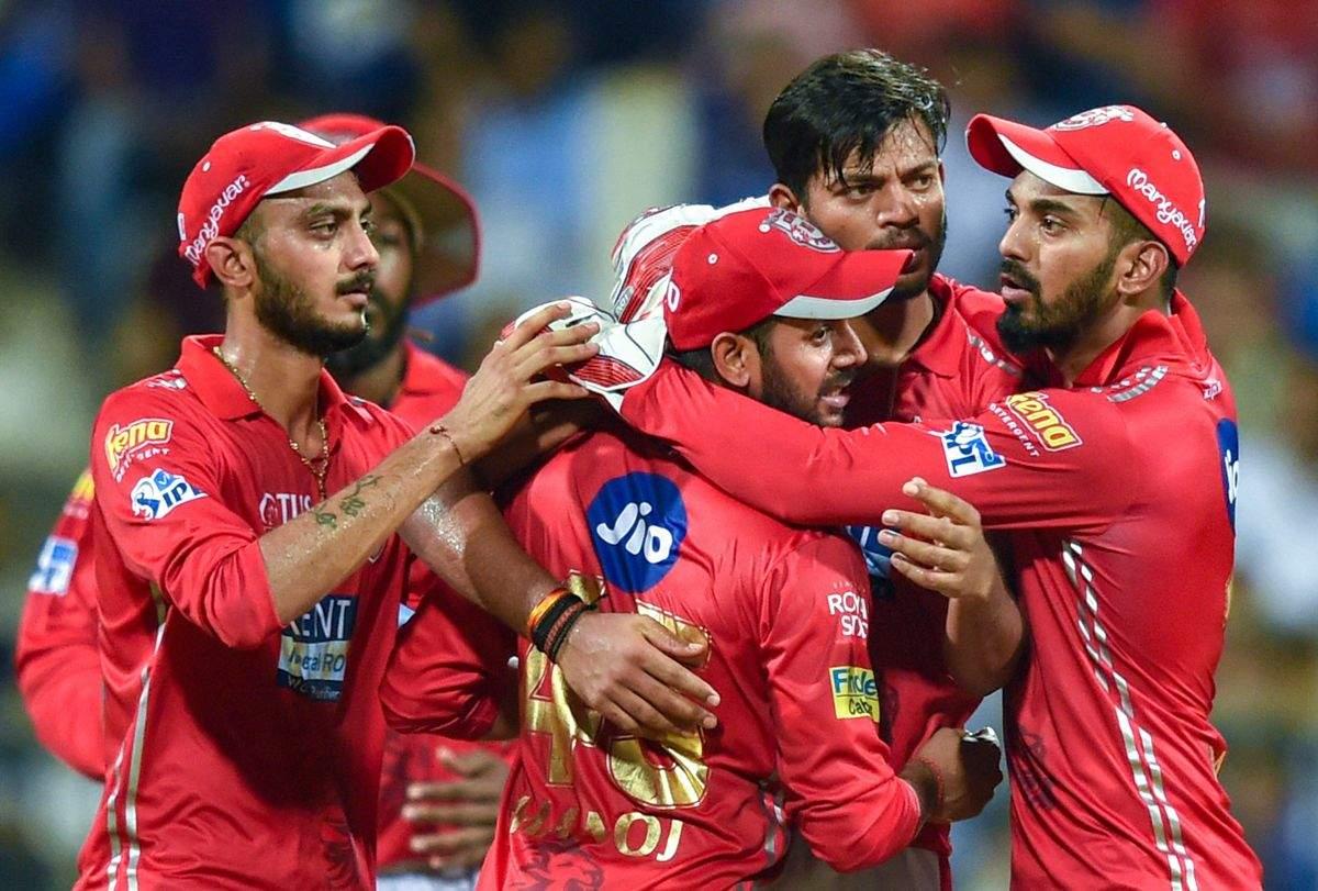 Mumbai Indians victorious over Kings XI