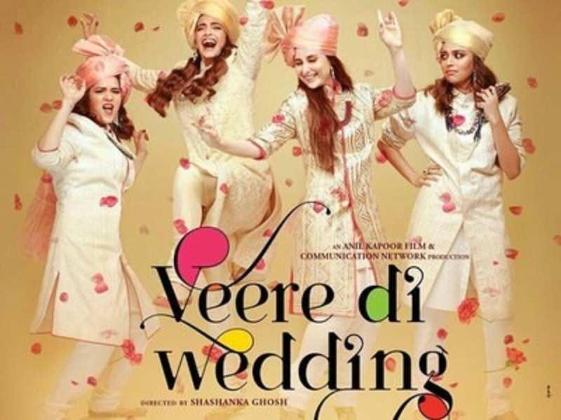 Veera Di Wedding.Veere Di Wedding Starring Kareena Kapoor Khan And Sonam Kapoor