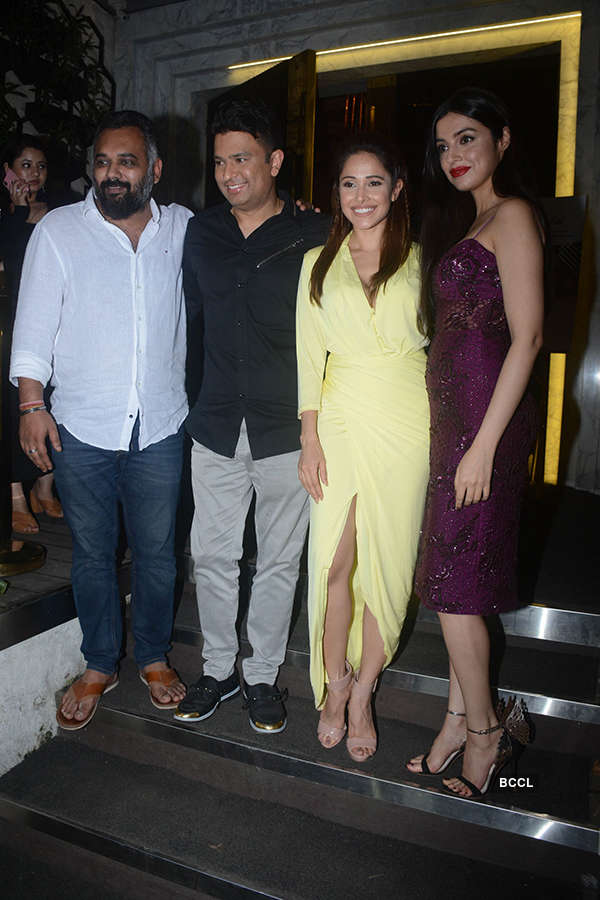 Celebs at Nushrat Bharucha's birthday party