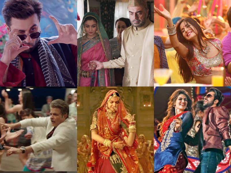 Top Bollywood Wedding Songs For This Season