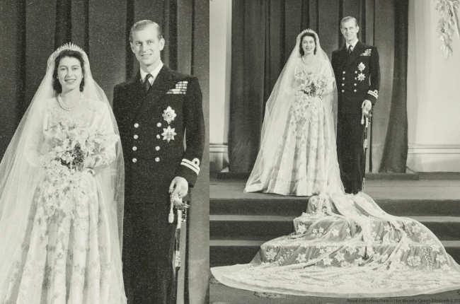 The Queen Wedding Dress