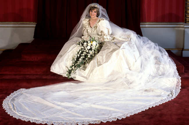 Diana, Princess of Wales wedding dress