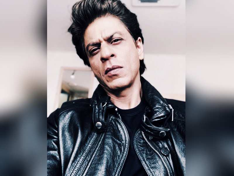 Shah Rukh Khan Shares His Most Fashionable Look With 60s Hairstyle