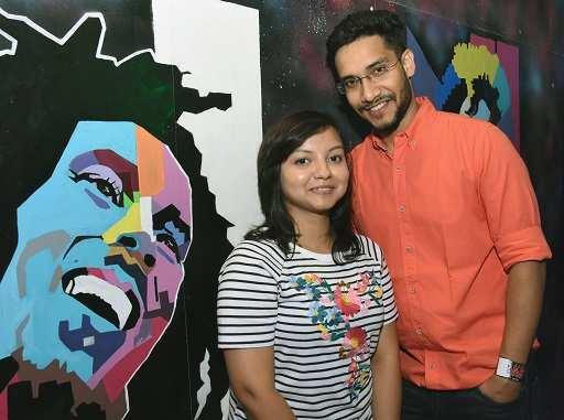 Shrestha & Pritam