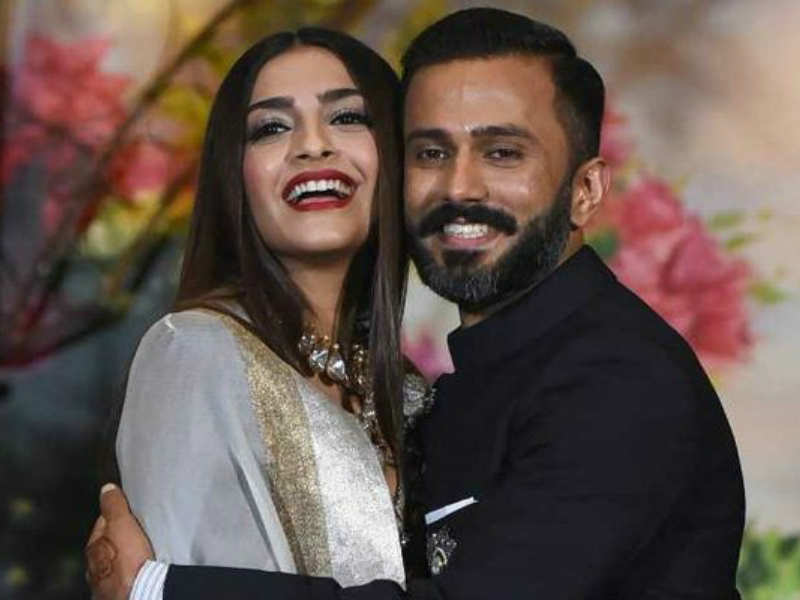 Sonam Kapoor Ahuja and Anand Ahuja to settle down here after marriage? - Sonam Kapoor – Anand Ahuja's love story  | The Times of India