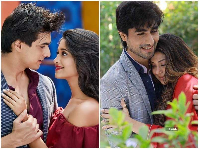 Tv Couples Who Have Sizzling On Screen Chemistry The Times Of India