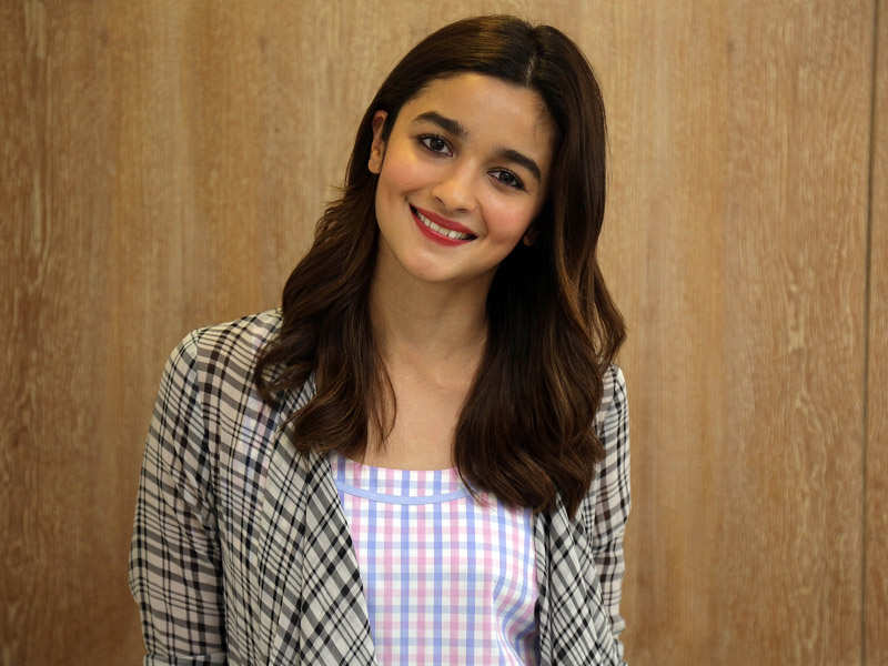 Know Why Alia Bhatt Has Started Thinking About Baby Names