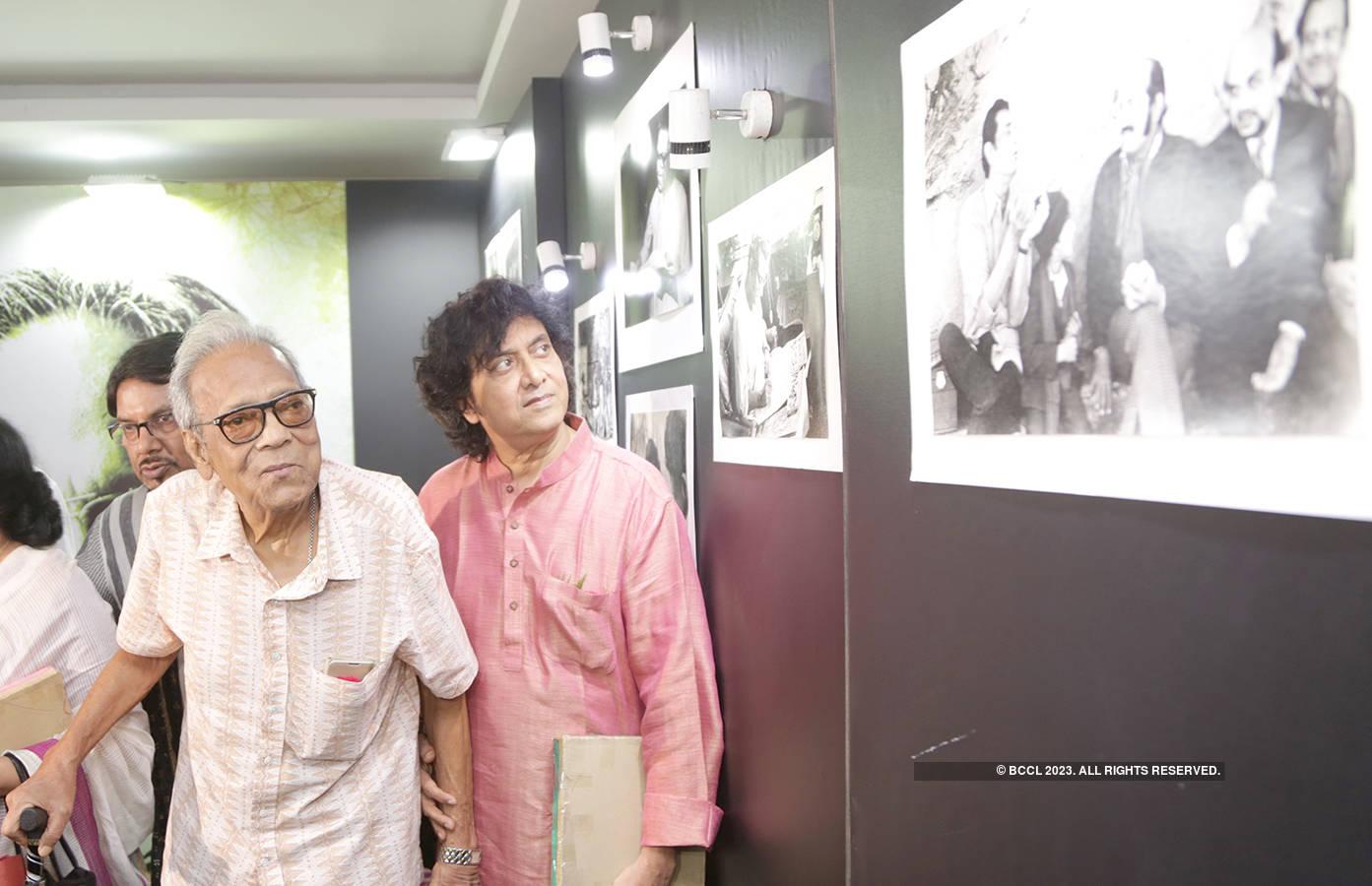 Nemai Ghosh's photography exhibition