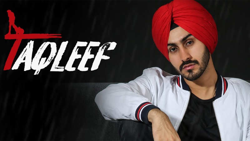 Taqleef Rohanpreet Is Back In A New Avatar Punjabi Movie News