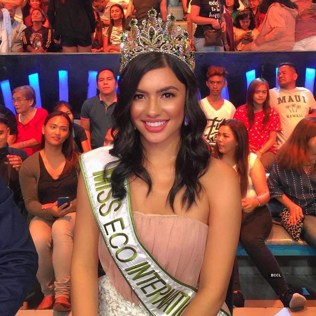 Meet Miss Eco International Thia Thomalla