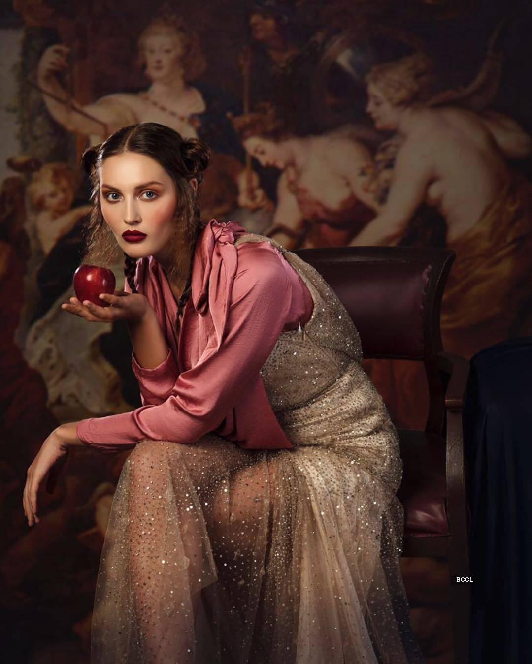 Kristina Mostovaya goes bold on social media