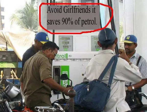 Social Humour on Petrol price hike: Jokes pour in on fuel