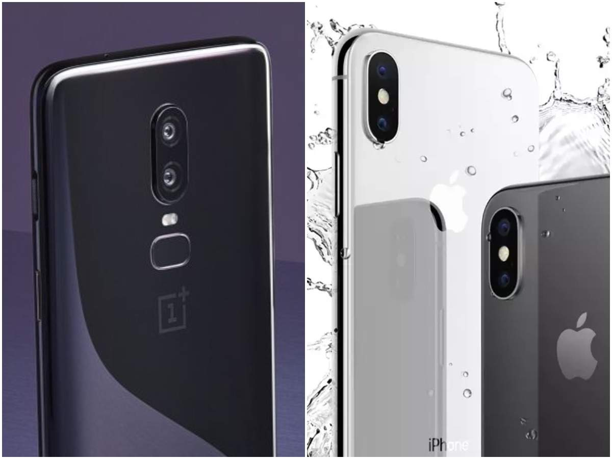 Apple iPhone X vs OnePlus 6: Battle of the cameras