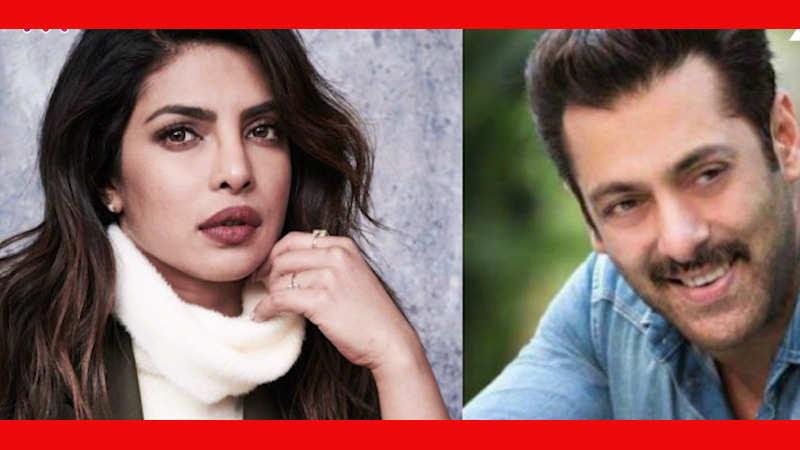 'Bharat': Priyanka Chopra to rub Salman Khan off the wrong way?