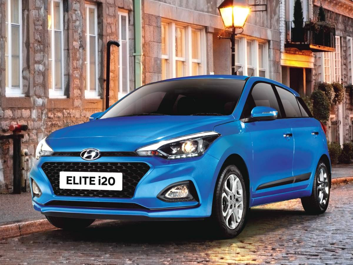 Hyundai Elite i20 CVT launched with a starting price of Rs 7 lakh - Latest  News | Gadgets Now