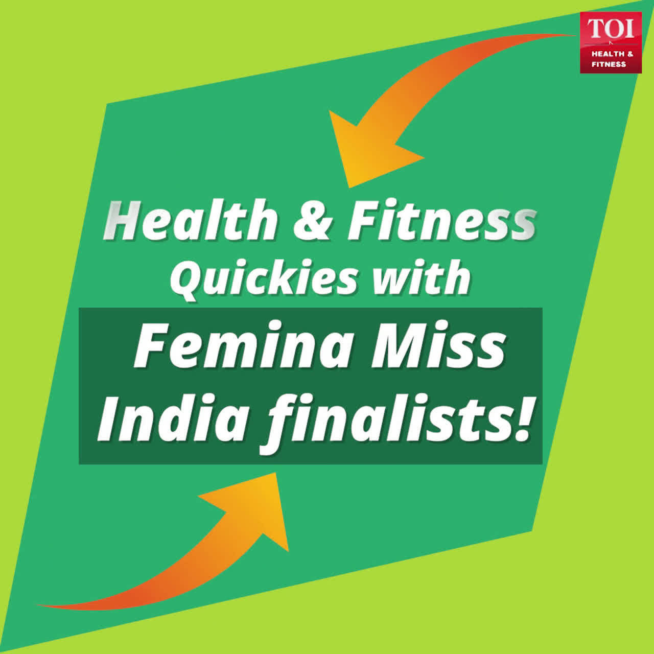 This is how Femina Miss India finalists maintain their fit bodies!