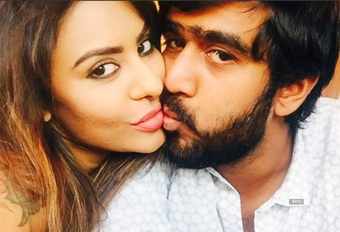 Controversial actress Sri Reddy takes a dig at Pawan Kalyan, questions his credibility