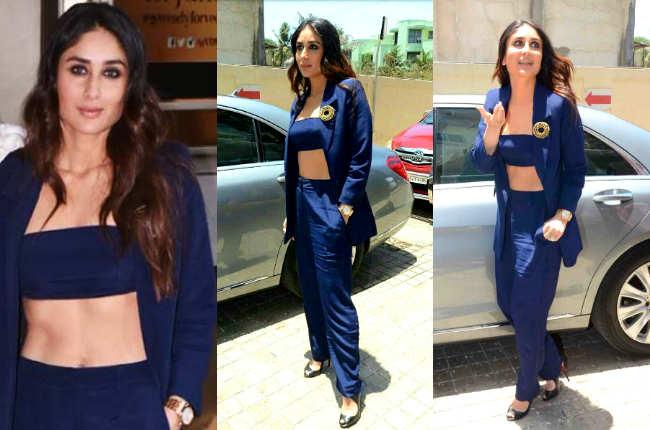 Kareena Kapoor Khan abs