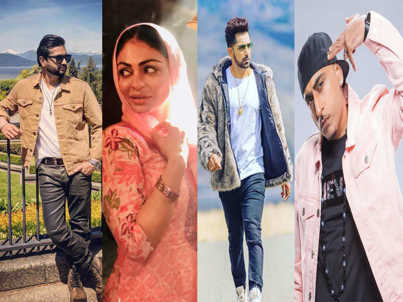 Punjabi Celebrities And Their Real Names The Times Of India