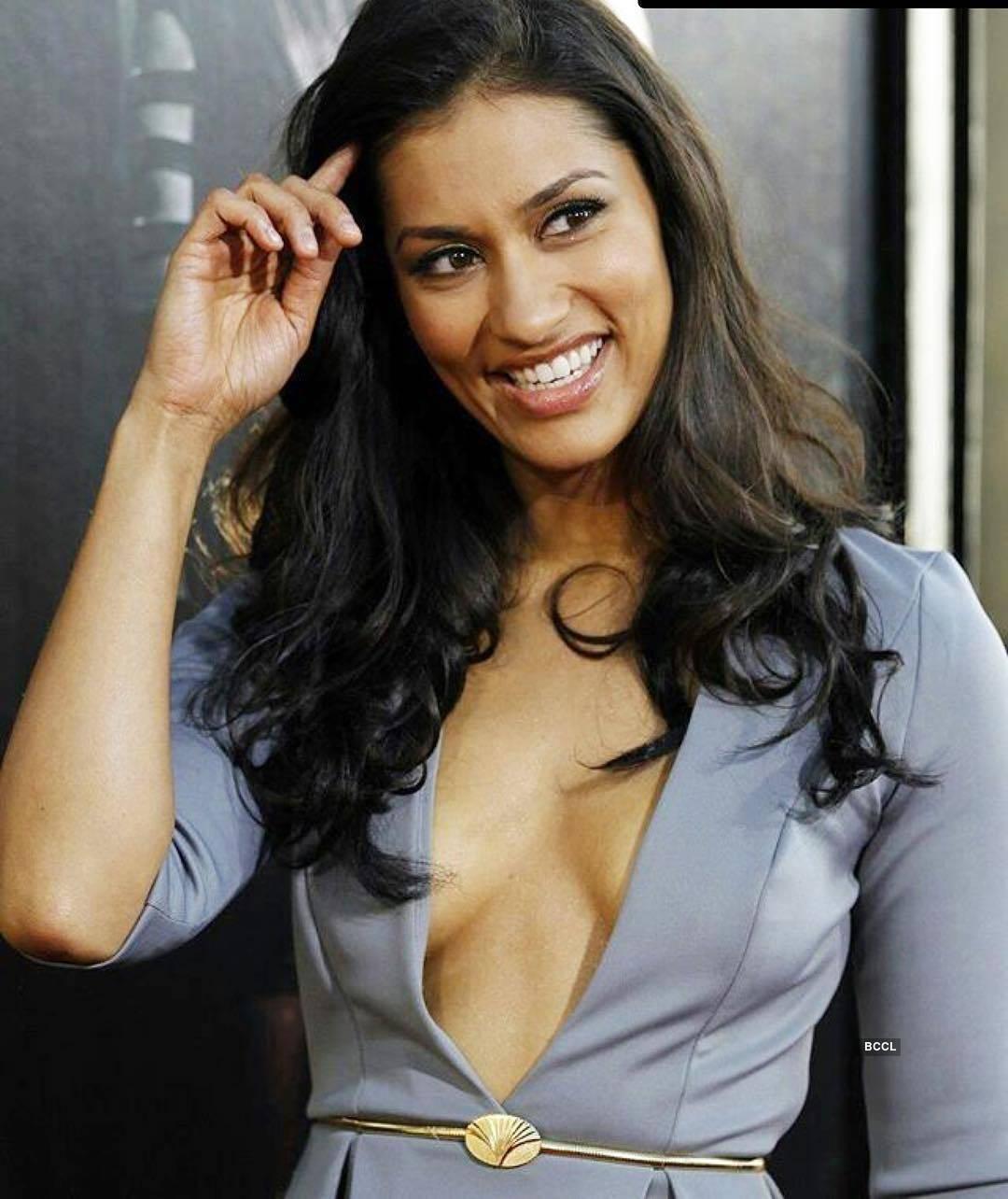 Meghan Markle's friend Janina Gavankar had no designers for the wedding