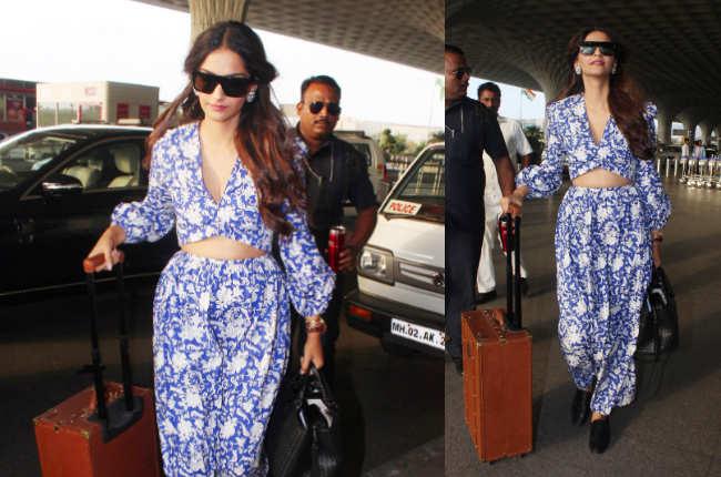 Sonam Kapoor trunks company