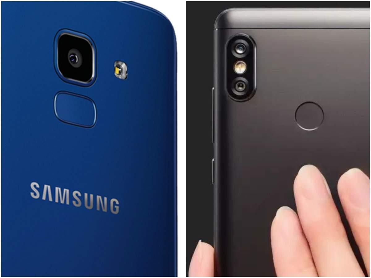 Xiaomi Redmi Note 5 Pro Vs Samsung Galaxy J6 Which Phone Has A Smartphone Better Camera