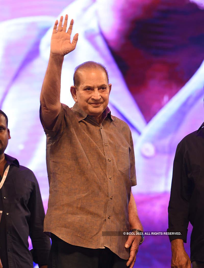 Bharat Ane Nenu: Pre-release event