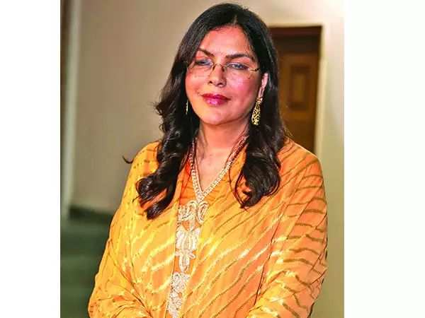 Zeenat Aman BCCL other