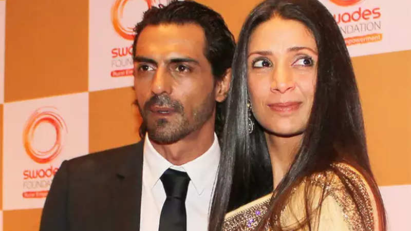 After 20 years of marriage, Arjun and Mehr Rampal announce separation