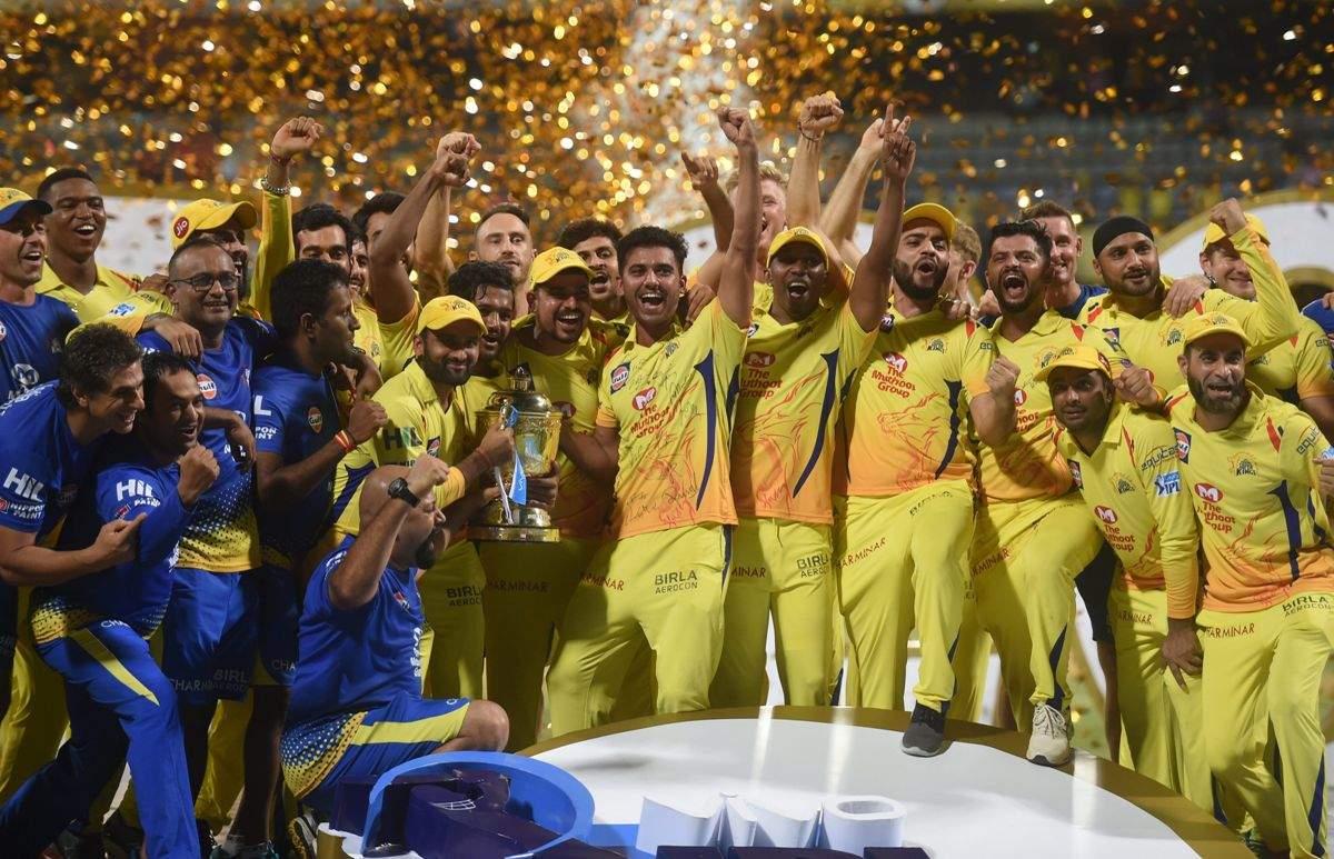 CSK win third IPL title