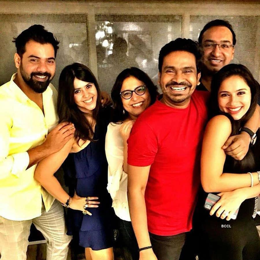 TV stars attend Kanchi Kaul's starry birthday party
