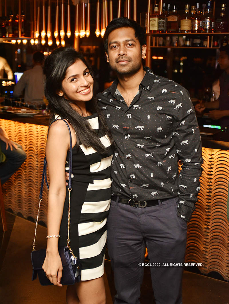 Reshma and Mythri had a gala time at Kaze