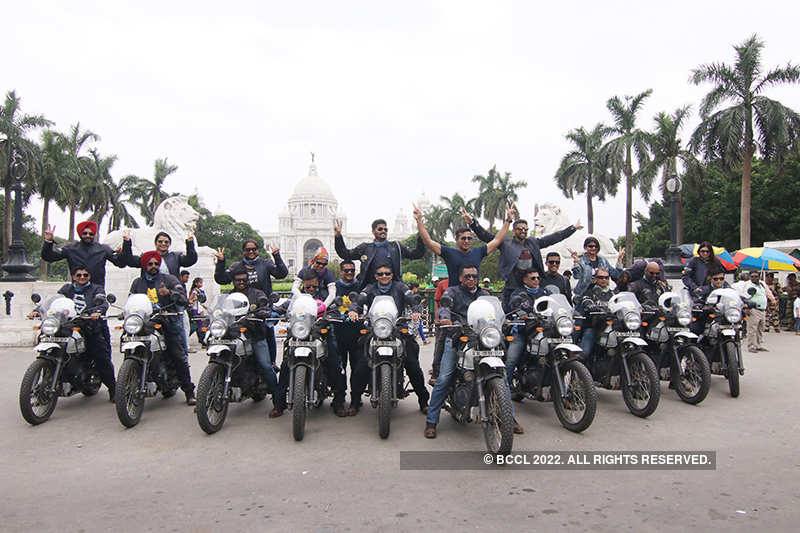 Lighthouse Motorcycle Expedition
