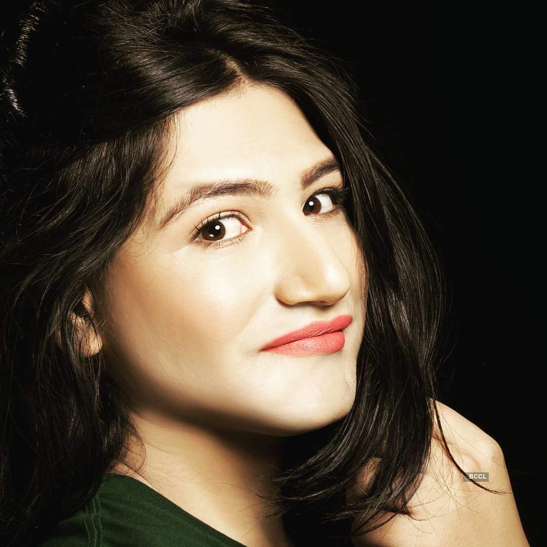 'It was sad that no Bollywood celebrities came forward to pay condolences to late Geeta Kapoor, says Mahika Sharma