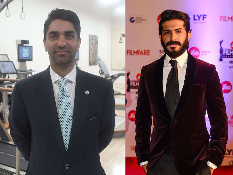 Harshvardhan Kapoor to get prosthetics to portray ageing in Abhinav Bindra biopic?