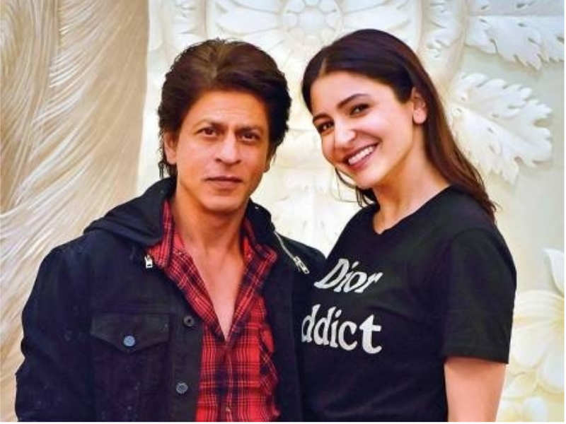 Shah Rukh Khan And Anushka Sharma To Shoot For Zero In Nasa