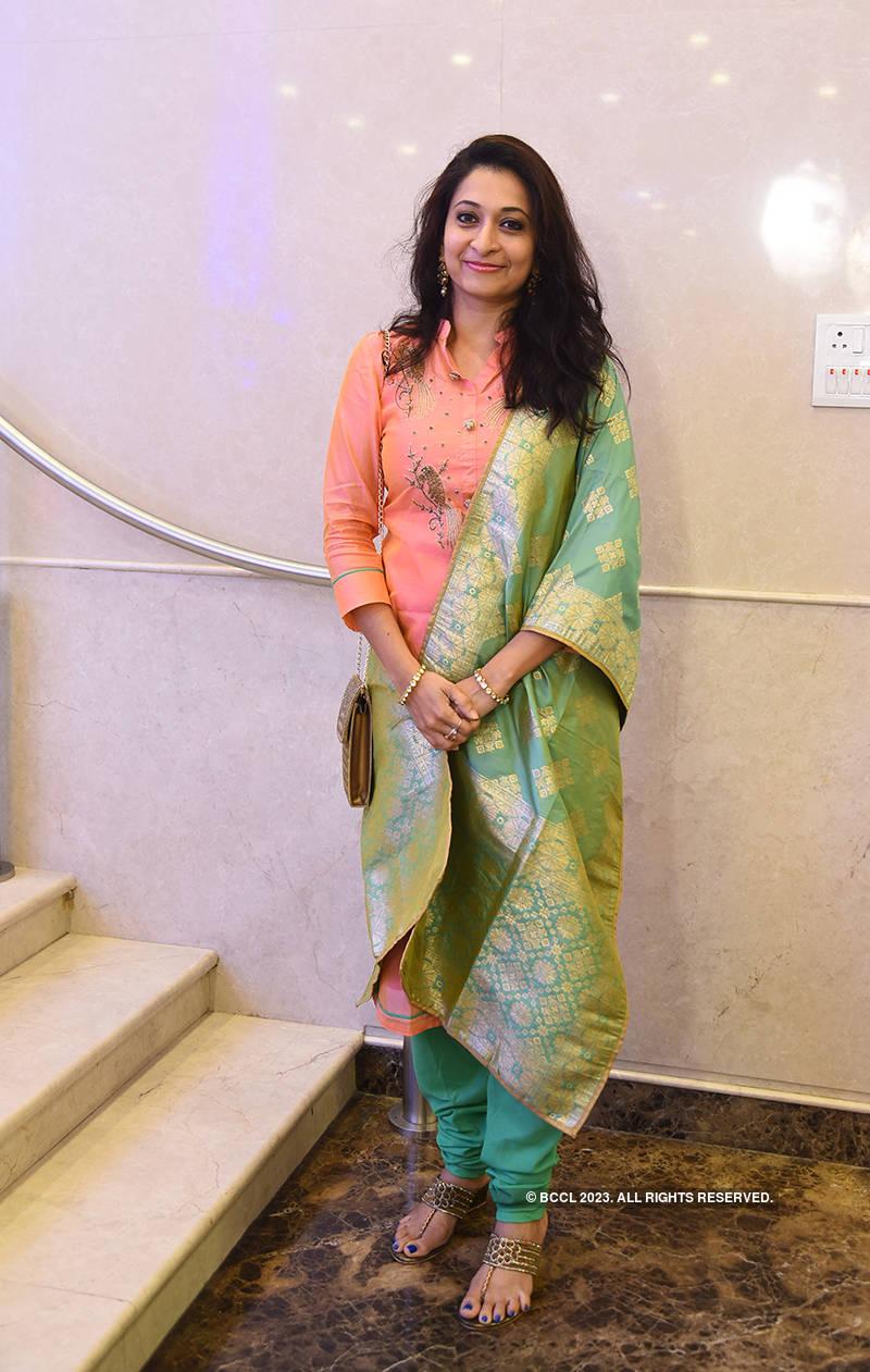 Rajkumar Periasamy and Jaswini J's starry wedding reception