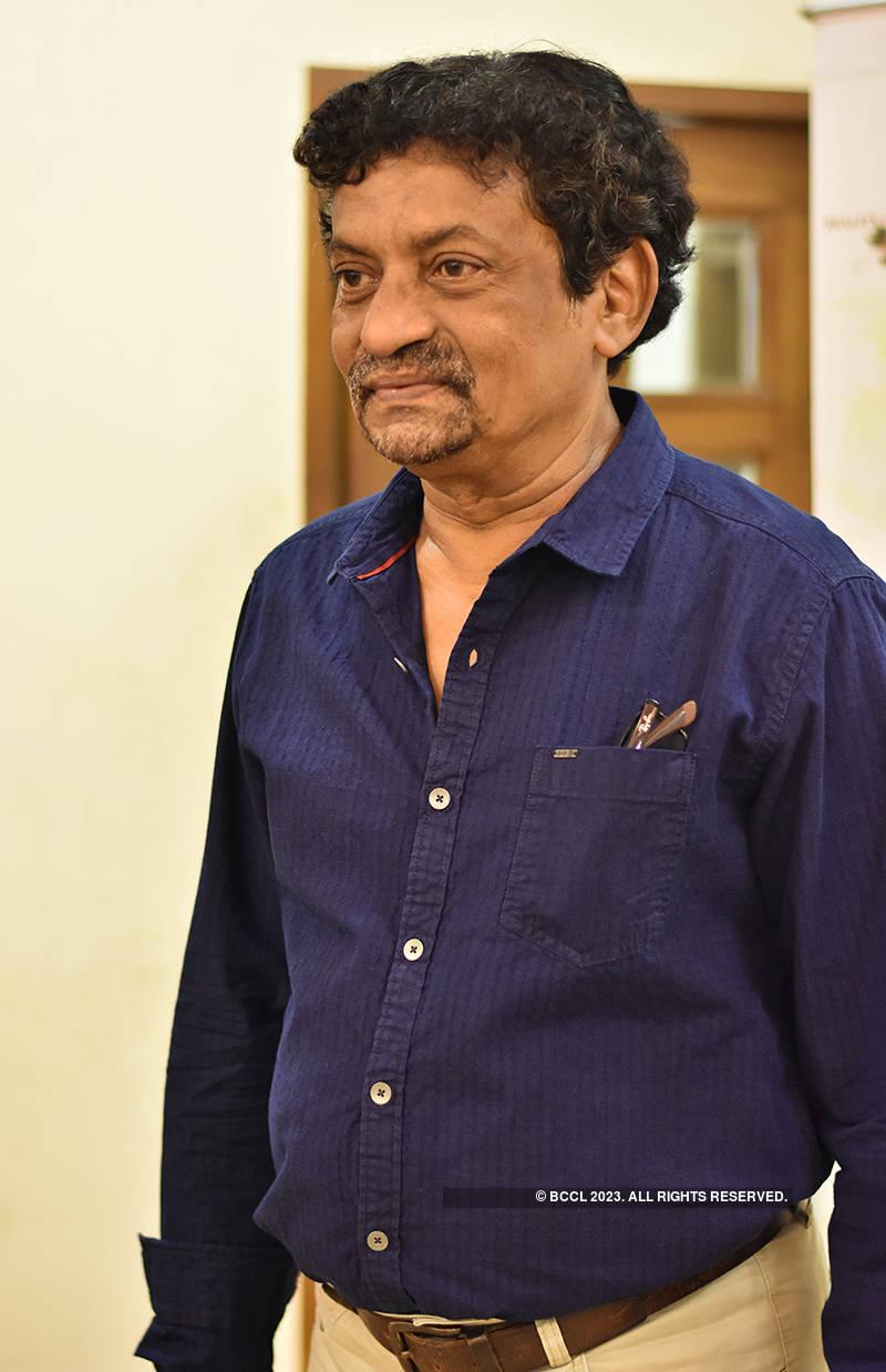 Sujoy Prosad Chatterjee's art exhibition