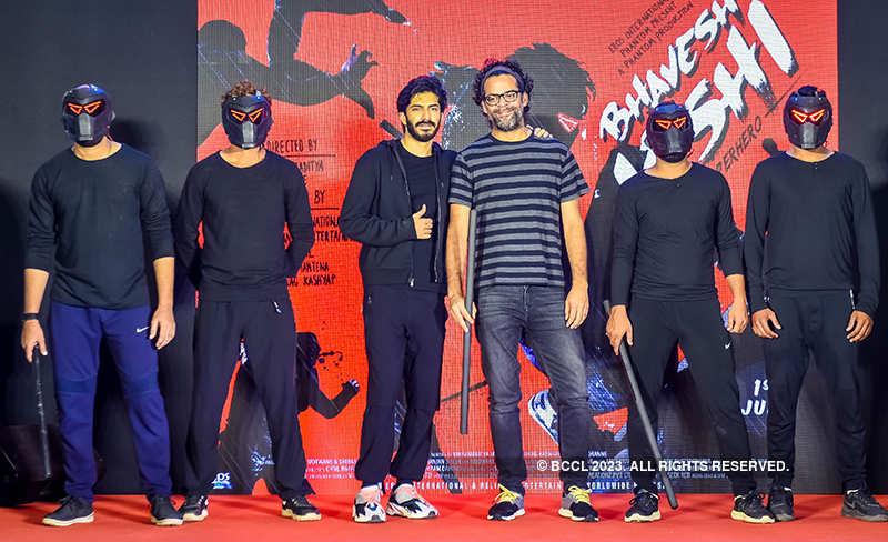 Bhavesh Joshi Superhero: Promotions