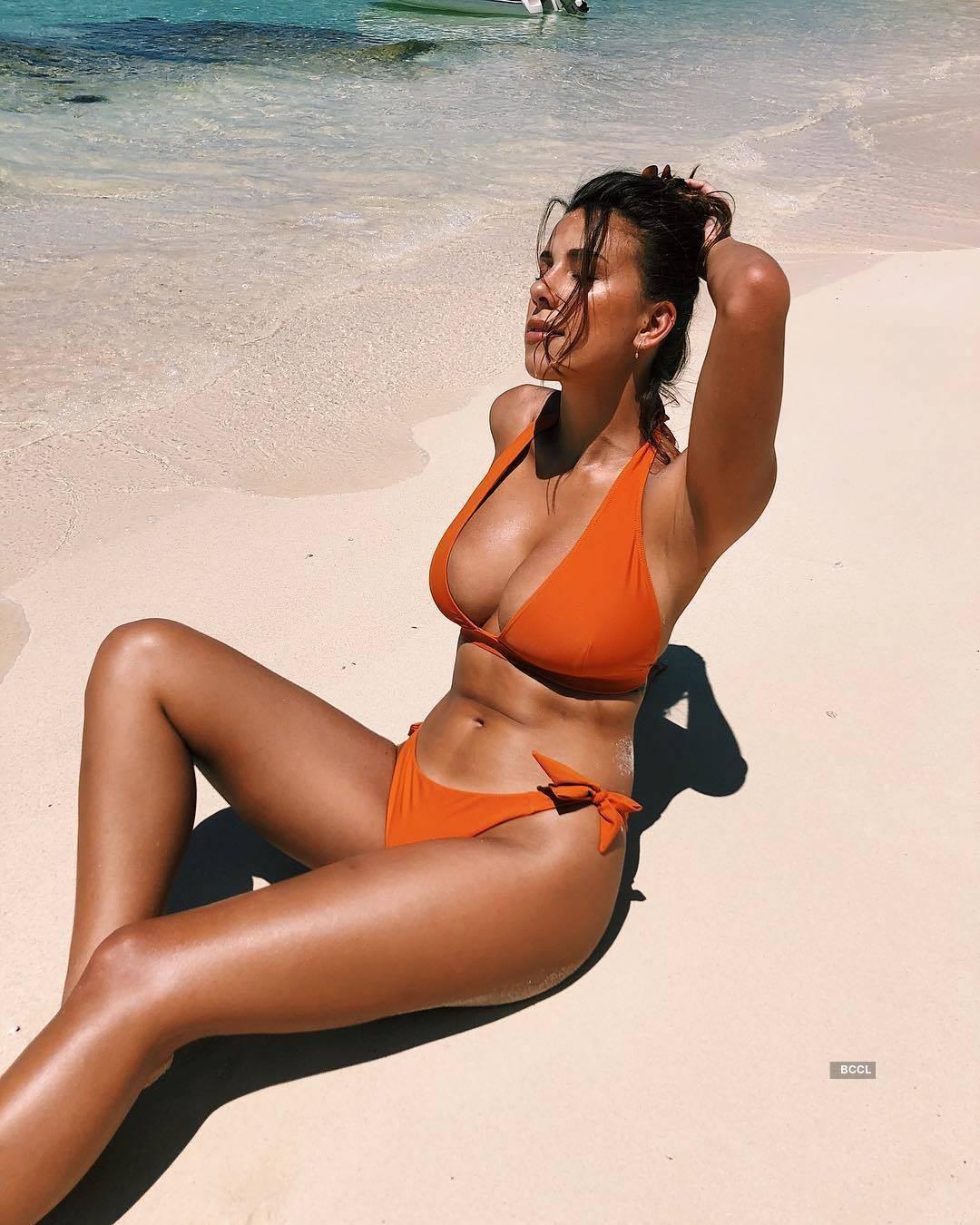 Devin Brugman, the beach babe
