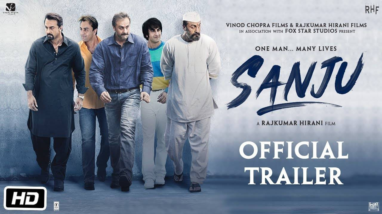 Sanju - Official Trailer