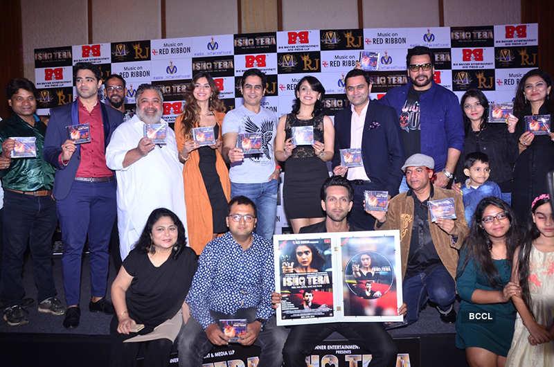 Ishq Tera: Music Launch