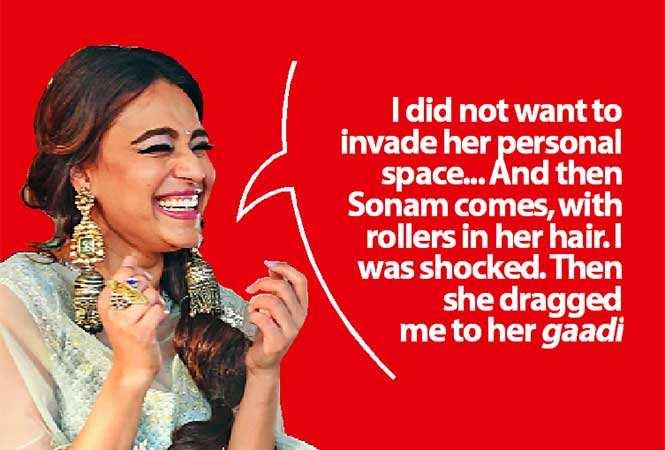 Sonam Kapoor Ahuja on her friendship with Swara Bhasker: We
