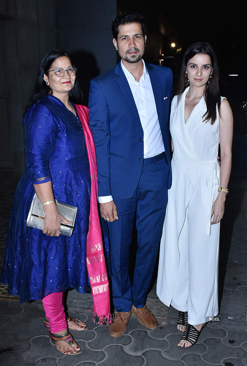 Celebs grace the special screening of Veere Di Wedding