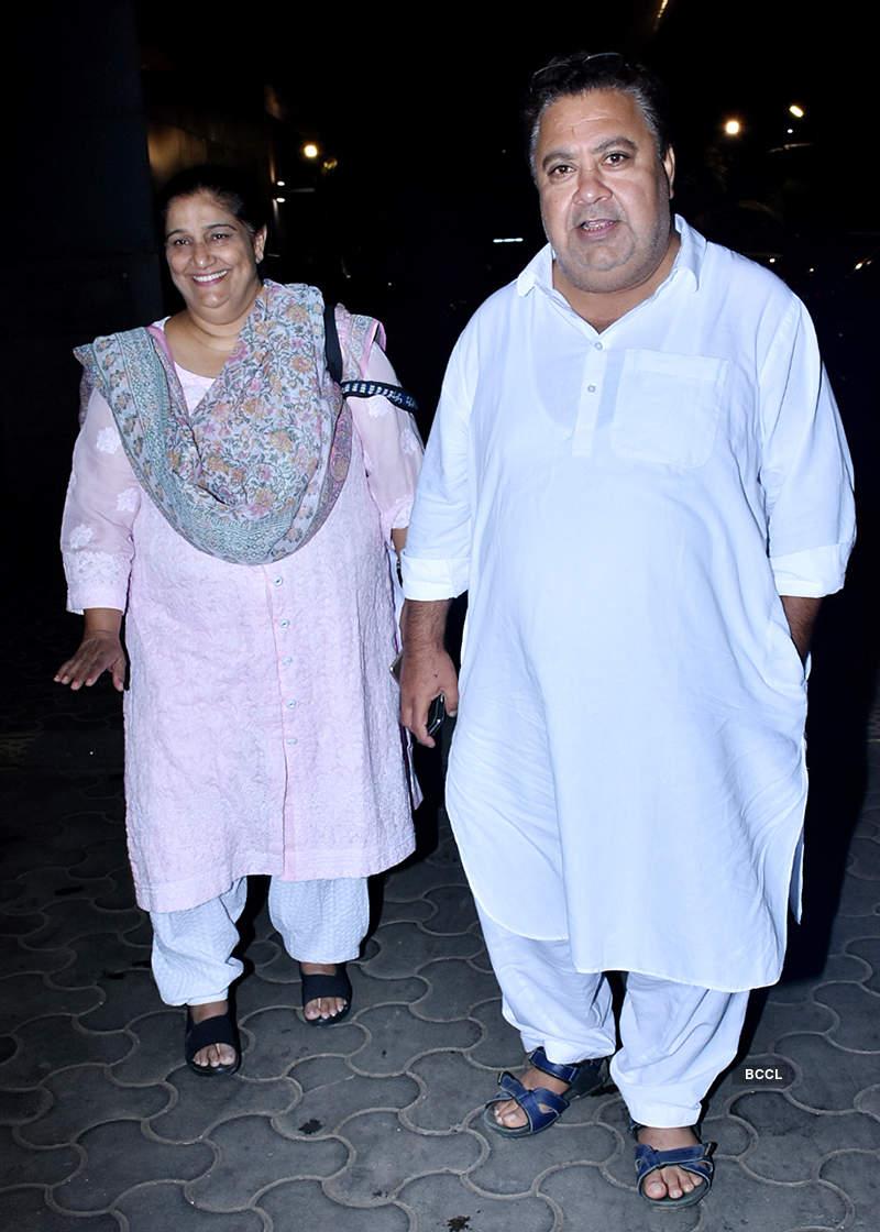 Celebs grace the special screening of Veere Di Wedding
