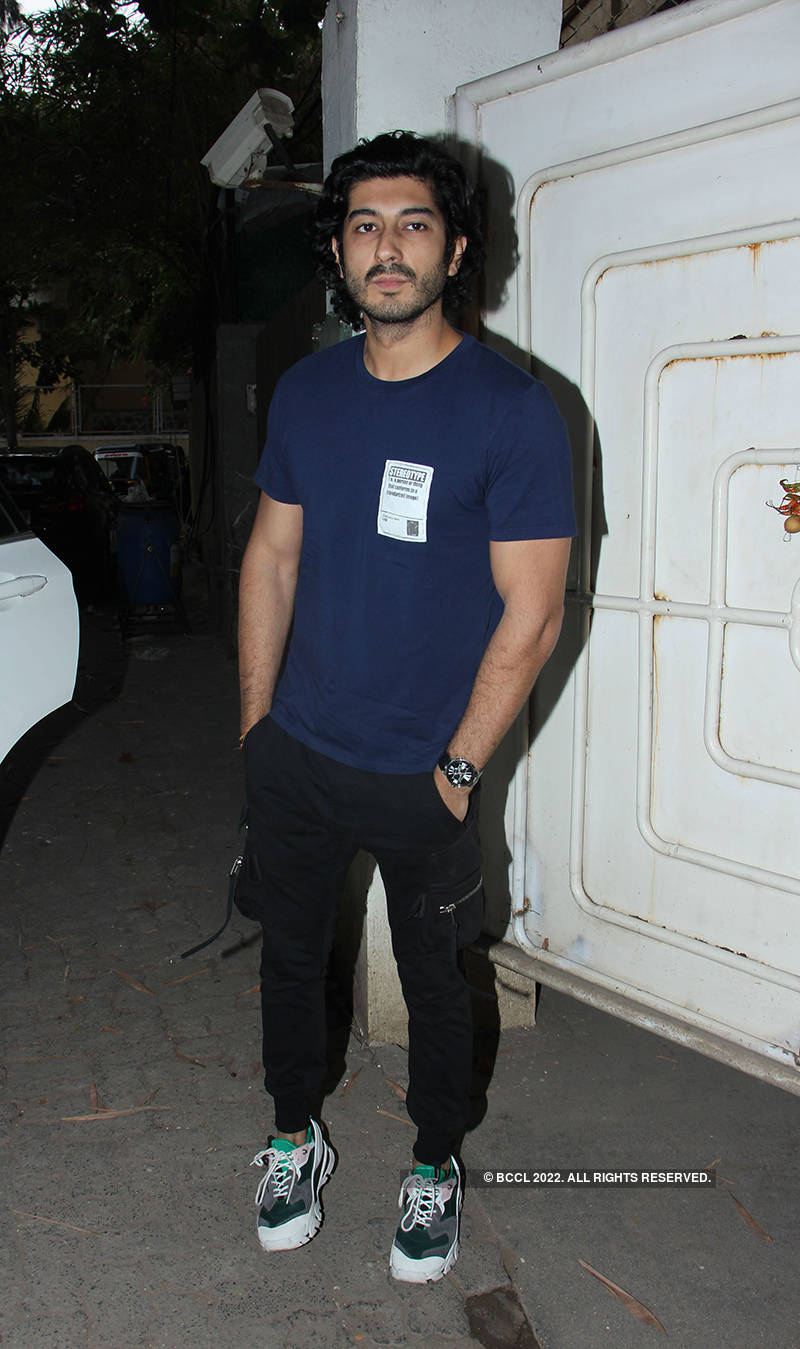 Celebs grace the special screening of 'Bhavesh Joshi Superhero'