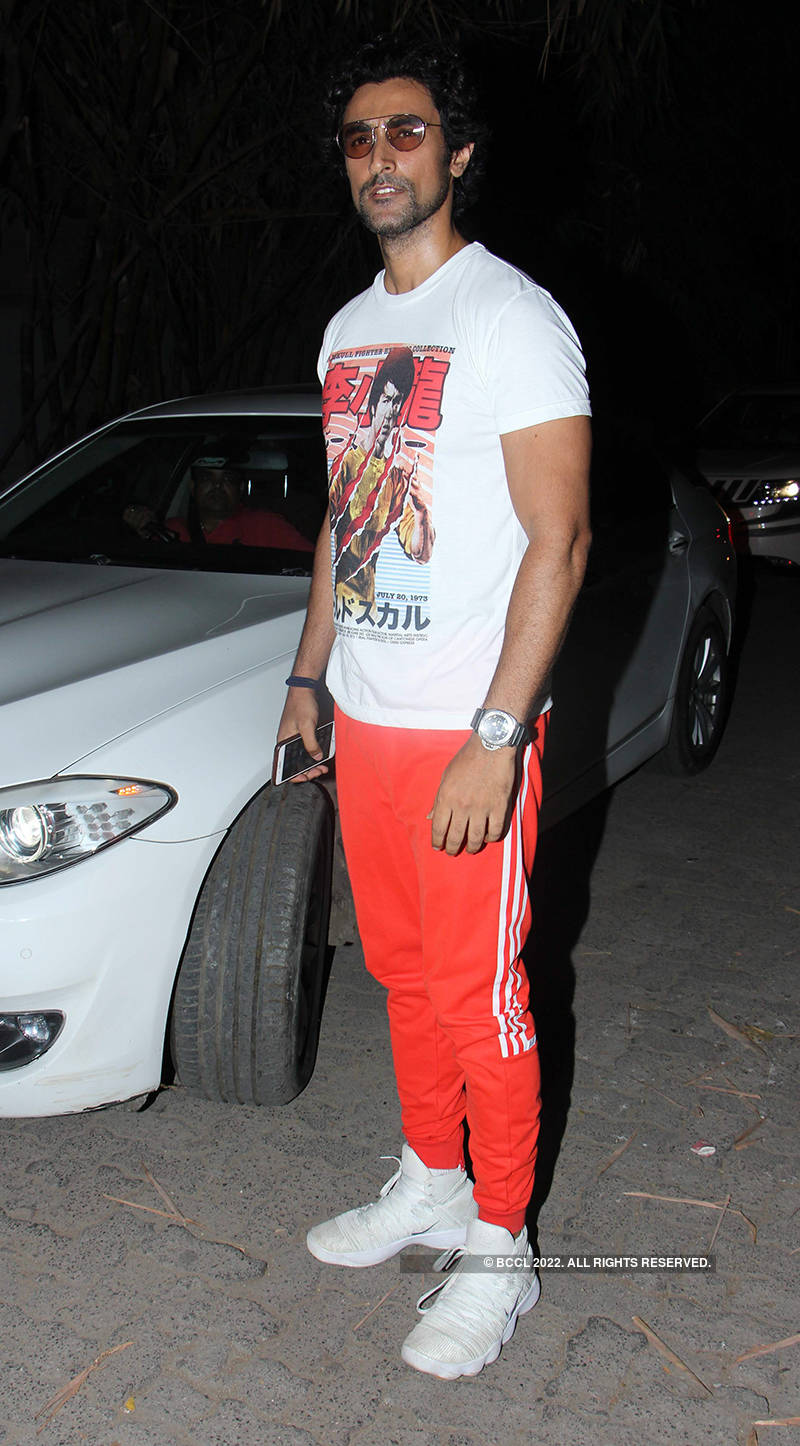 Celebs grace the special screening of 'Bhavesh Joshi Superhero'