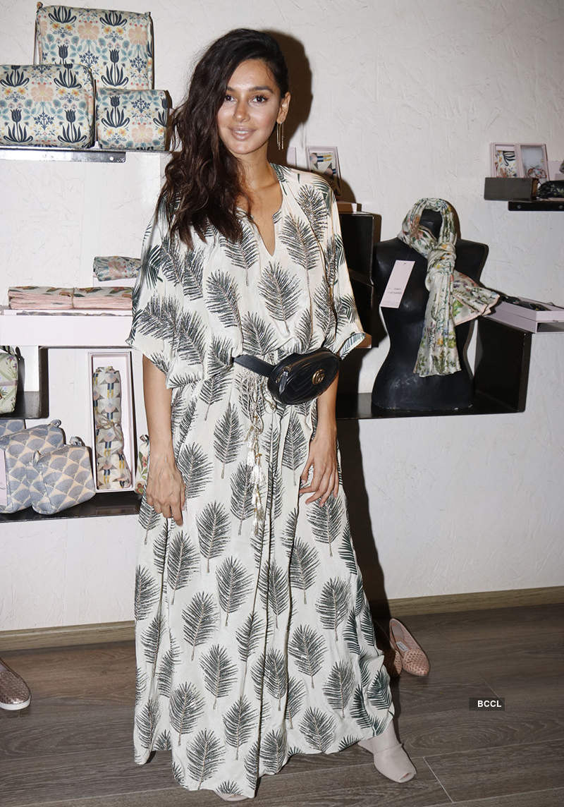 Payal Singhal showcases her summer collection